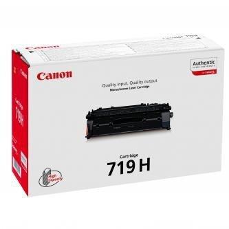 Canon oryginalny toner CRG719H. black. 6400s. 3480B002. high capacity. Canon i-SENSYS LBP-6300dn. 6650dn. MF-5840dn 3480B002