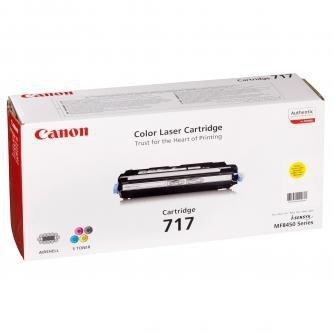 Canon oryginalny toner CRG717. yellow. 4000s. 2575B002. Canon MF-8450 2575B002