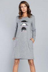 Italian Fashion Dima dł.r. nocna koszula