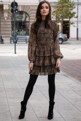 Sukienka 0261 D85 Roco Fashion