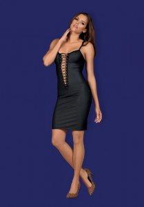Redella sukienka czarna L/XL