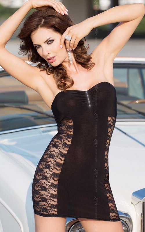 Berenice - black 1787 sukienka