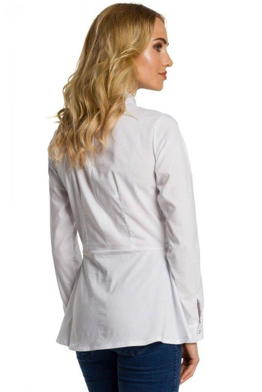 M339 bluzka biała