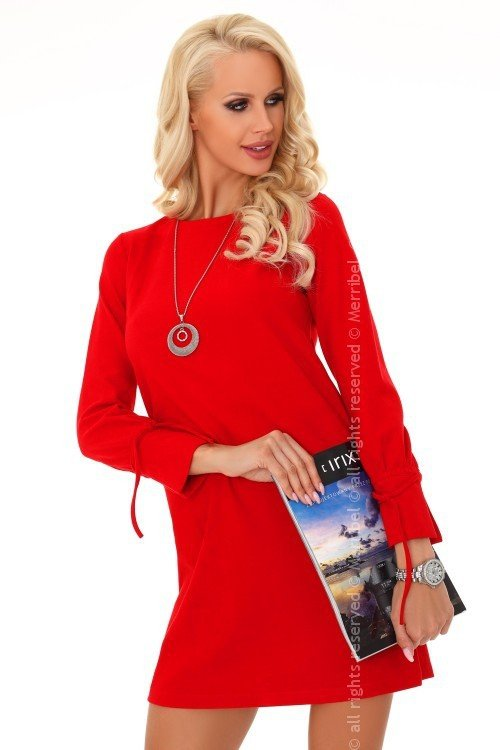 Mariabela Red 85240 sukienka mini