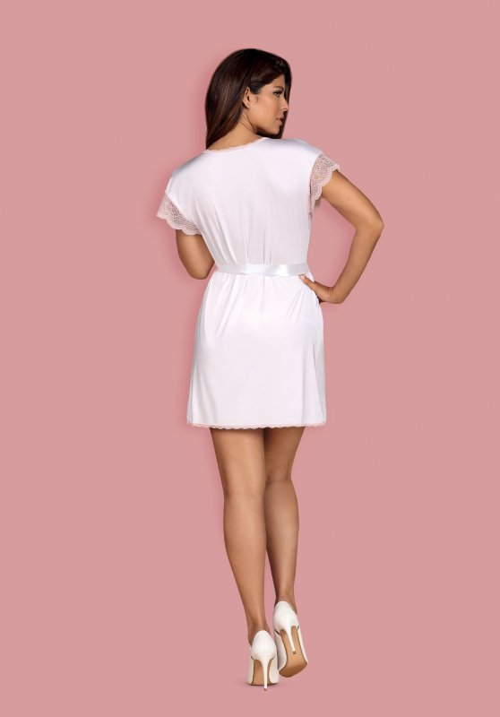 Girlly peniuar biały L/XL