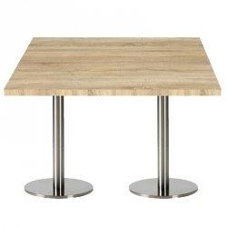 Stół do stołówki 6-osobowy
