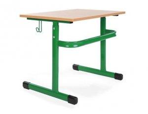 Stół szkolny Adam z regulacją 1-osobowy