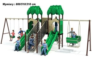 Plac zabaw przedszkolny 04