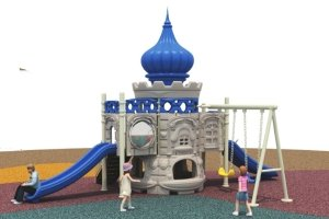 Plac zabaw Zamek 2