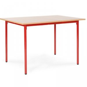 Stół szkolny świetlicowy, Astra 6-osobowy