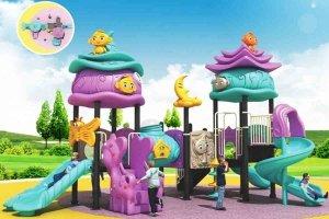 Plac zabaw Bajkowy 01