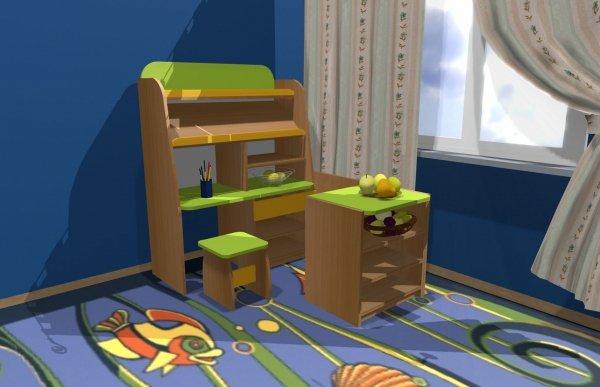 kącik sklep.zestaw szafek sklep,zestaw szafek dla dziecka,szafki dziecięce,kącik zainteresowań