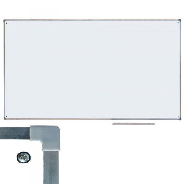 tablica biała lakierowana 1,70 x 1,00 m, tablica szkolna, tablica szkolna producent, tablice szkolne producenci, tablica szkolna lakierowana biała, tablica suchościeralna