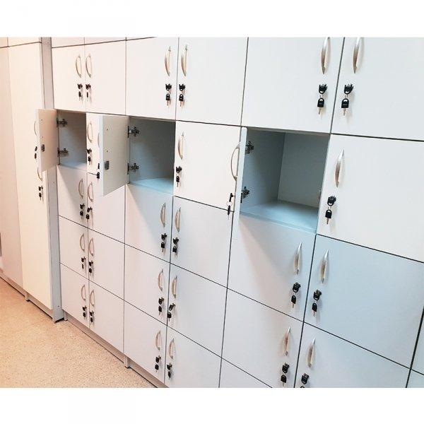 zestaw szafek do pokoju nauczycielskiego nr 2, zestaw szafek dla nauczycieli, zestaw szafek szkolnych, zestaw mebli do pokoju nauczycielskiego, pokój nauczycielski, meble do pokoju nauczycielskiego