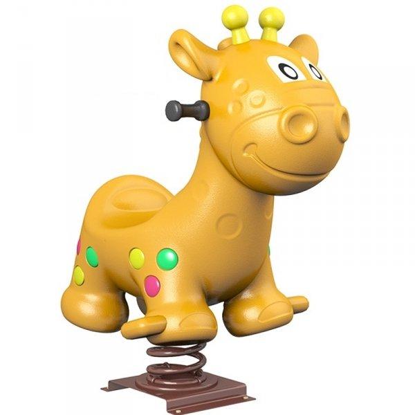 bujak triceratops, bujak trex, bujak panda, bujak piesek, bujak, bujak na plac zabaw, bujak jeleń, bujak na sprężynie, bujak hipopotam