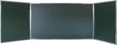 Tablica TRYPTYK zielona 3400x1000