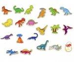 Viga 50289 Magnesy dinozaury