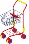 SMALL FOOT Kolorowy Wózek Na Zakupy Dla Dziecka