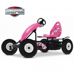 BERG Gokart Na Pedały Compact Pink BFR (Z2)