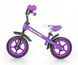 Milly Mally Rowerek Biegowy Dragon violet (0123)