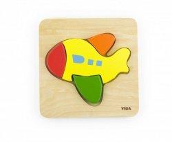 Viga 50173 Pierwsze puzzle maluszka - samolot