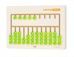 Viga 50674 Sensoryczna tablica - nauka alfabetu