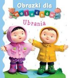 KS1 Obrazki dla maluchów Ubrania