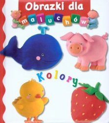KS12 Kolory. Obrazki dla maluchów
