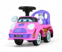 Milly Mally Pojazd Joy Pink-Purple