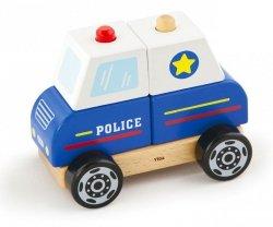 Viga 50201 Klocki Auto Policyjne