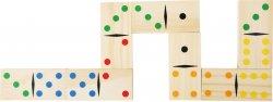 SMALL FOOT gra Domino (duże klocki)