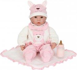 SMALL FOOT Lalka Emilia - lalka dla dzieci