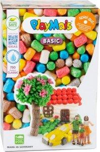 PlayMais® BASIC LARGE - kukurydziane klocki plastyczne