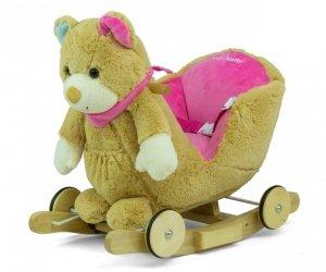 Milly Mally Miś Polly - Pink Bear