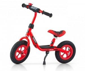 Rowerek Biegowy Dusty 10 Red (51139, Milly Mally)
