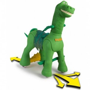 FEBER Dinosaur Na Akumulator 12V Interaktywny Jeździk