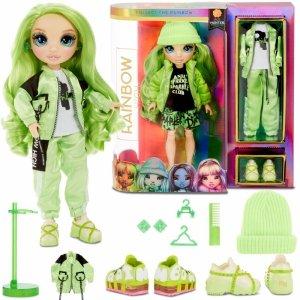 L.O.L Rainbow High Fashion Doll - Jade Hunter