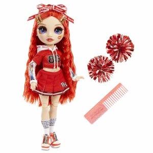 Rainbow High Cheer Doll - Lalka Cheerleaderka Ruby Anderson