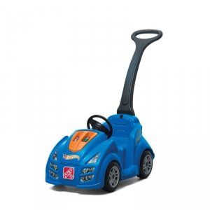 Hot Wheels Sportowy Samochód Jeździk Pchacz dla Dzieci Step2