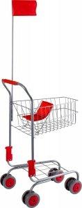 SMALL FOOT Wózek Na Zakupy - zabawka dla dzieci