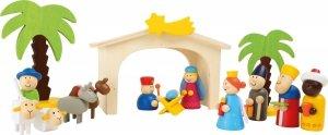 SMALL FOOT Drewniany Zestaw 'Historia Bożego Narodzenia'