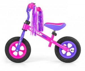 Rowerek Biegowy Dragon Air Pink