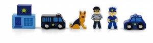 Viga 50814 Figurki - policja