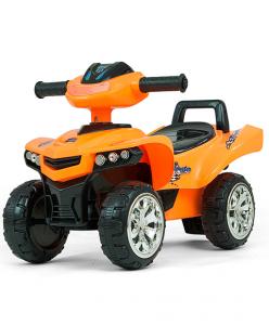 Pojazd Monster Orange