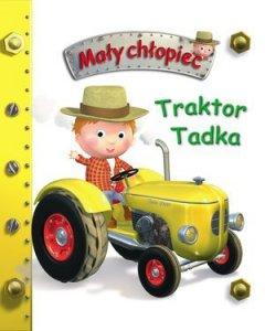 KS6 Mały chłopiec .Traktor Tadka