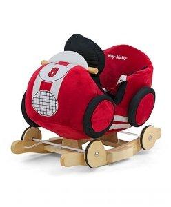 Bujak Samochód Speedy Red