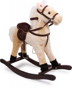 SMALL FOOT Rocking Horse Shaggy - konik na biegunach