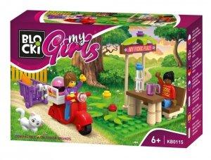 Klocki Blocki MyGirls Letni piknik