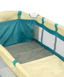 Podwieszenie do łóżeczek 120*60 Blue (1137, Milly Mally)