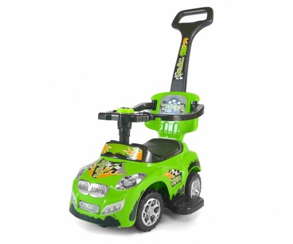 Milly Mally Jeździk 3w1 Pojazd Happy Green (0263, Milly Mally)
